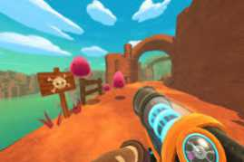 Slime Rancher Preview Beta